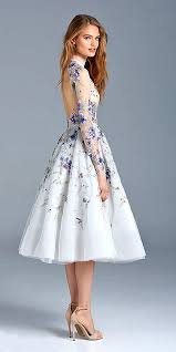 flower dress best 25 floral wedding dresses ideas on alternative