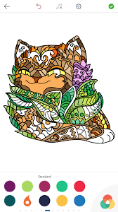 cat coloring pages for adults free for android ios and windows phone