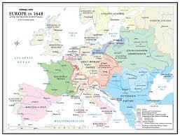 Map Of Europe 1600 World History Maps