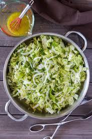 napa salad napa cabbage salad with chagne vinaigrette mutt chops