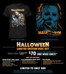 fright rags announces new u0027halloween u0027 posters t shirts