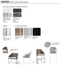 Modern Garden Chairs Manutti Mood Garden Chair Garden Chairs Contemporary Garden