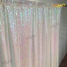 Pink And Gold Curtains Shop 1pc Pink Gold Sequin Curtain W125xl300cm Shimmer