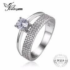 harga wedding ring jewelrypalace 0 9ct cubic zirconia anniversary wedding band
