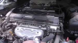 how to replace spark plugs in line 4 cylinder youtube