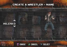 Backyard Wrestling 2 Ps2 Backyard Wrestling Don U0027t Try This At Home Cheat Codes Playstation 2