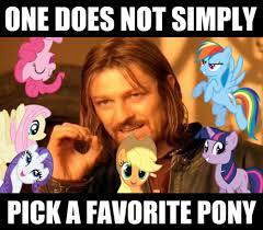 One Does Not Simply Meme - one does not simply memes fimfiction