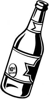 champagne bottle outline beer bottle cliparts free download clip art free clip art on