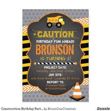 best 25 construction birthday invitations ideas on pinterest