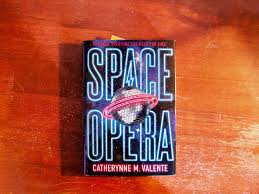 space opera is the funniest science fiction novel i ve read since