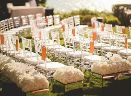 clear chiavari chairs event rental party photos niche event rentals naples fl