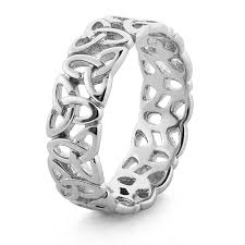 celtic mens wedding bands mens celtic wedding rings ms wed144