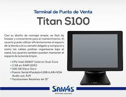 Jual Touchscreen Titan S100 index of ml sam4s titan s100