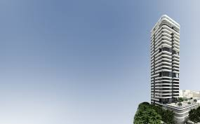Tel Aviv Future Skyline Frishman 46 Hezibank Hezibank