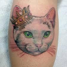 crown tattoo by good mojo tattoos