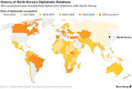Map Of World Korea by North Korea Friends It U0027s Time To Choose Trump Or Kim Jong Un