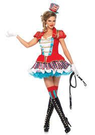 Burlesque Halloween Costumes Circus Burlesque Showgirl Costumes