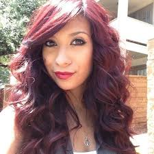 coke in curly hair red hair color inspiration