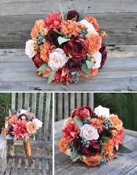 fall bridal bouquets fall wedding flower bouquets best 25 fall wedding bouquets ideas