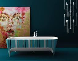 Colored Bathtubs Accademia Bathtubs By Teuco Are Strikingly Beautiful Art Forms