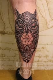shin tatoos best 25 geometric owl tattoo ideas on pinterest geometric owl
