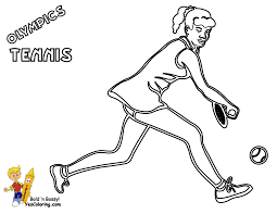 summer olympic sports coloring pages getcoloringpages com