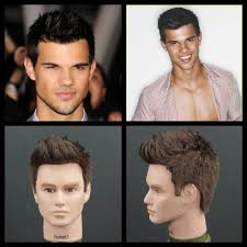 taylor lautner haircut hairstyle tutorial thesalonguy youtube