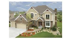 new american home plans home plan homepw04477 2679 square foot 3 bedroom 2 bathroom new