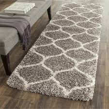 Safavieh Runner Rugs by Amazon Com Safavieh Hudson Shag Collection Sgh280b Grey And Ivory