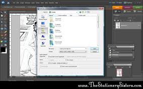 easy photoshop coloring book tutorial she dalia or so she says