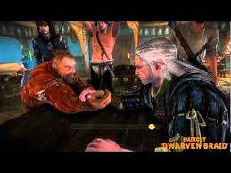 witcher 2 hairstyles the witcher 2 dlc barbers and coiffeuses youtube