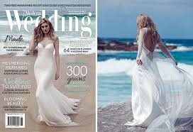 Wedding Magazine Template Modern Wedding Magazine