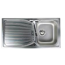 Astracast Alto Kitchen Sink    Stainless Steel  Bowl  X - Metal kitchen sink