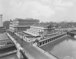 chicago u0027s passenger railroad stations of the 20th century