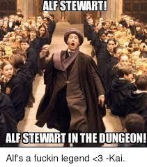 Alf Stewart Meme - alf stewart alfstewartin the dungeon alf s a fuckin legend 3 kai