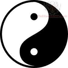 ying yang images designs