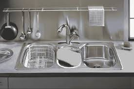 RevitCitycom Object Kohler K Ravinia Triple Basin Sink - Triple sink kitchen