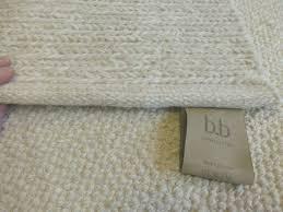 barbara becker kollektion becker teppich chalet creme