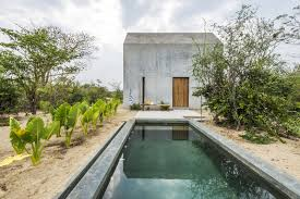 Rent A Tiny House by Decor Inspiration A Concrete Tiny House In Mexico Hello Lovely