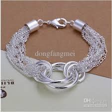 chain link bracelet silver images 2018 women 39 s 925 sterling silver bracelet 925 silver chains link jpg