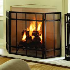 home fireplace screen fireplace ideas