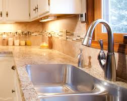 no water in kitchen faucet granite countertop breville smart oven recipes wood wall