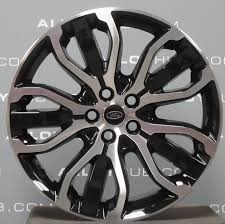 wheels range rover range rover part number lr045069 alloy hub
