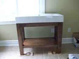 simple diy bathroom vanity plans
