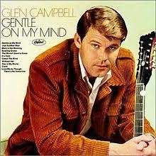 my photo album gentle on my mind 1967 glen cbell album