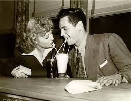colorization lucille ball and desi arnaz sometime before they