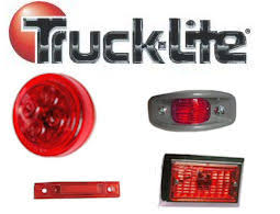 truck lite marker lights truck lite red marker clearance lights at trailer parts superstore