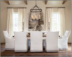 No Dining Room Dining Room Chair Slipcovers Pattern Home Design Ideas