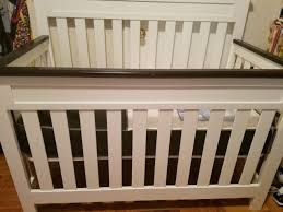 4 In 1 Convertible Crib White Delta Children Chalet 4 In 1 Convertible Lifetime Crib White