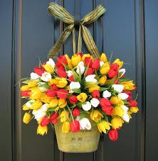 remarkable spring outdoor wreaths for front door images best